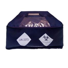 Contenitore terziario per il trasporto di 120 provette – COD. 720203
