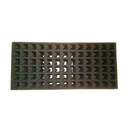 Rack in spugna assorbente per il trasporto di provette – COD. 45390078
